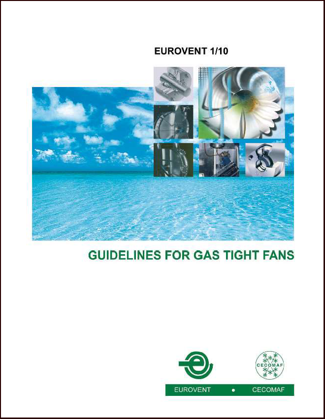 2005 - Guidelines for gas-tight fans