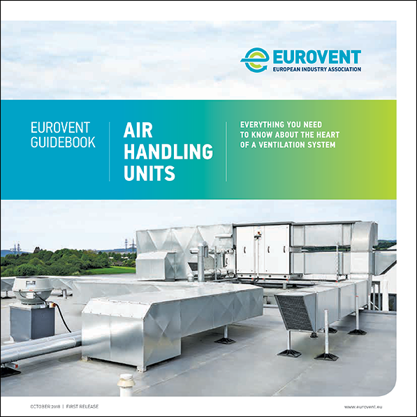 2018 - Eurovent Air Handling Unit Guidebook