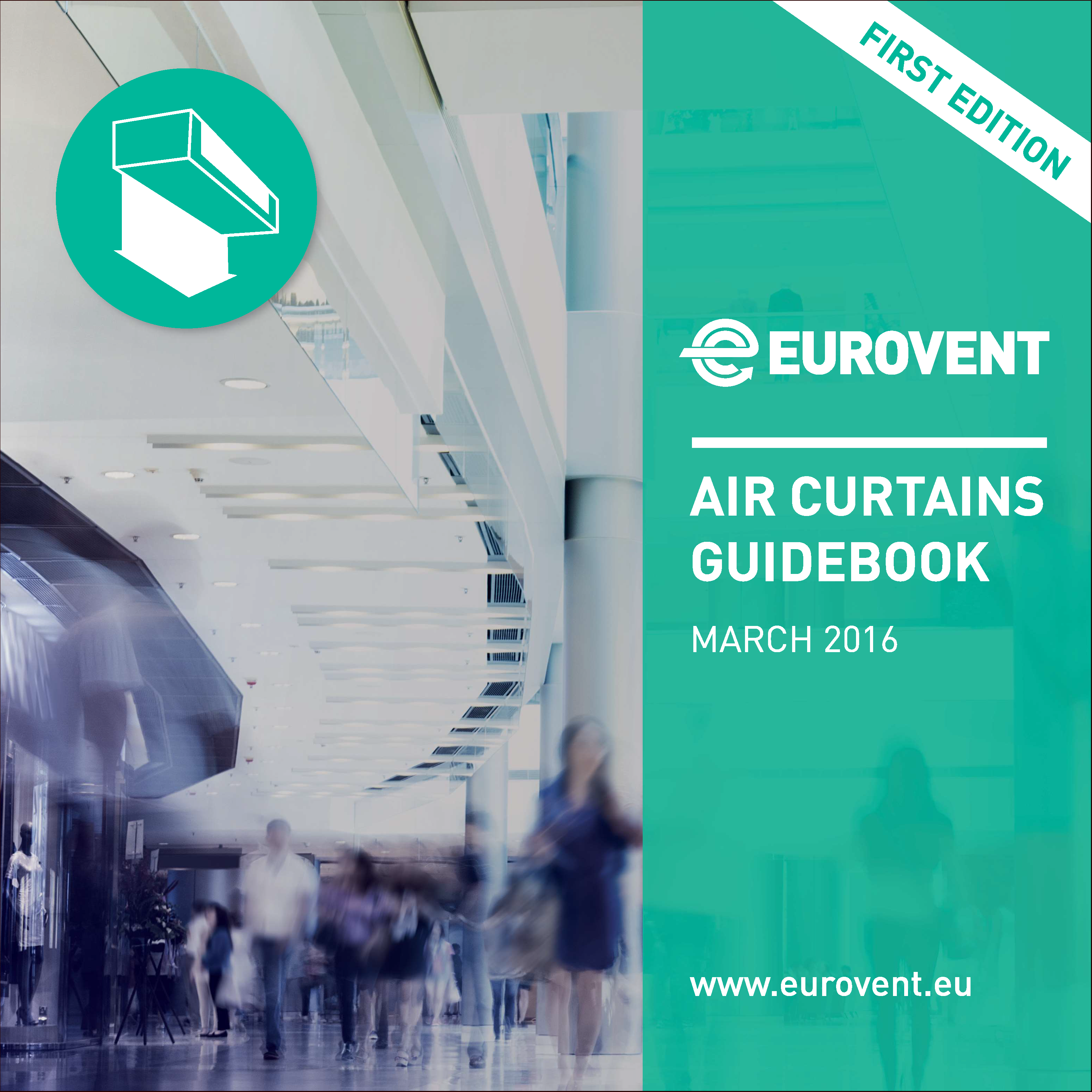 Eurovent Air Curtains Guidebook - First edition