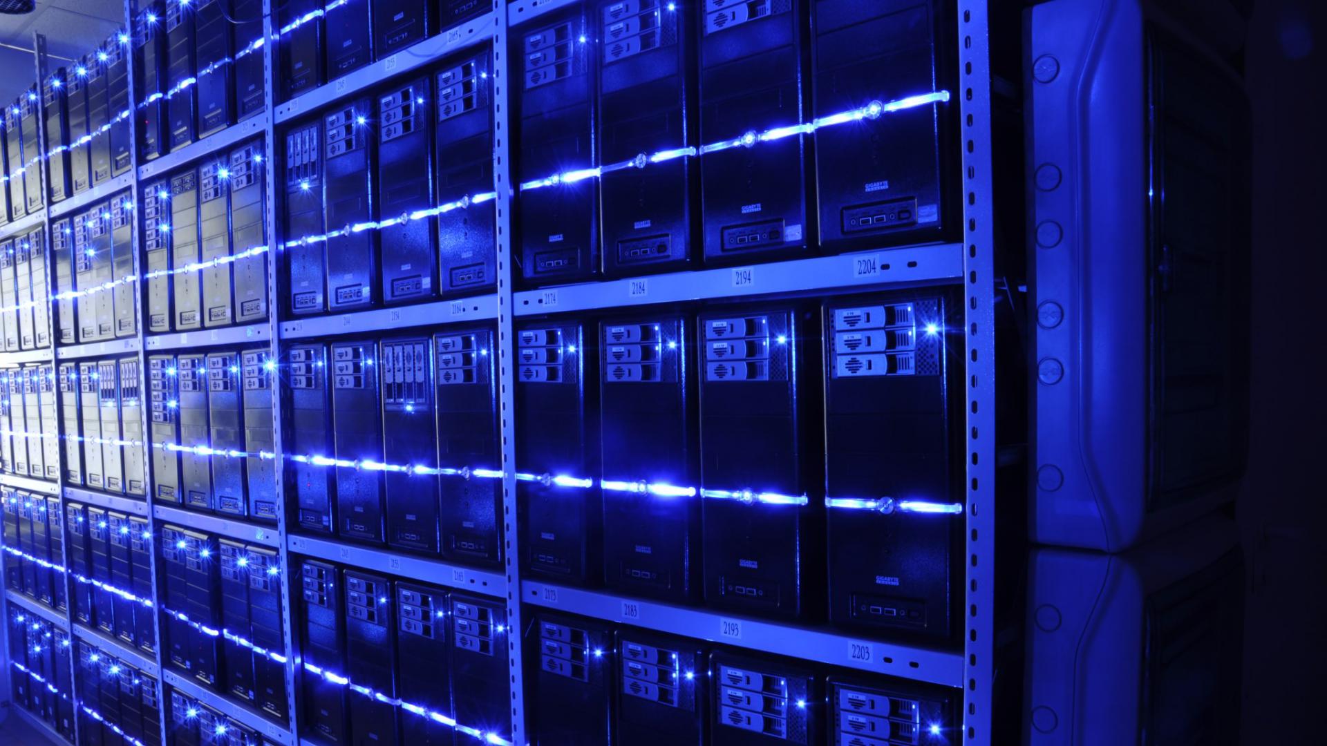 2017 - Data centre