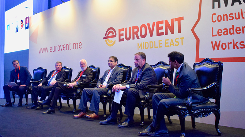 2017-09-25 - Eurovent Middle East gathered local MEP and engineering consultants in Dubai