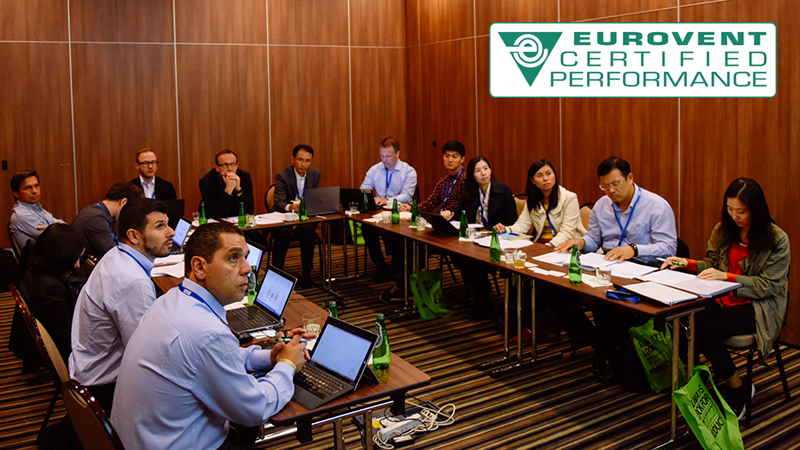 2019 - Eurovent introduces high ambient conditions to the VRF certification programme