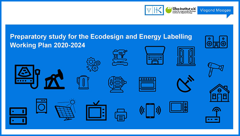 2020 - Ecodesign and Energy Labelling Working Plan 2020-2024