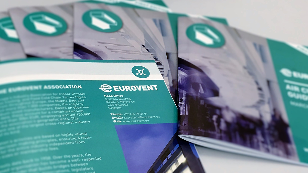 Eurovent Air Curtain Brochure