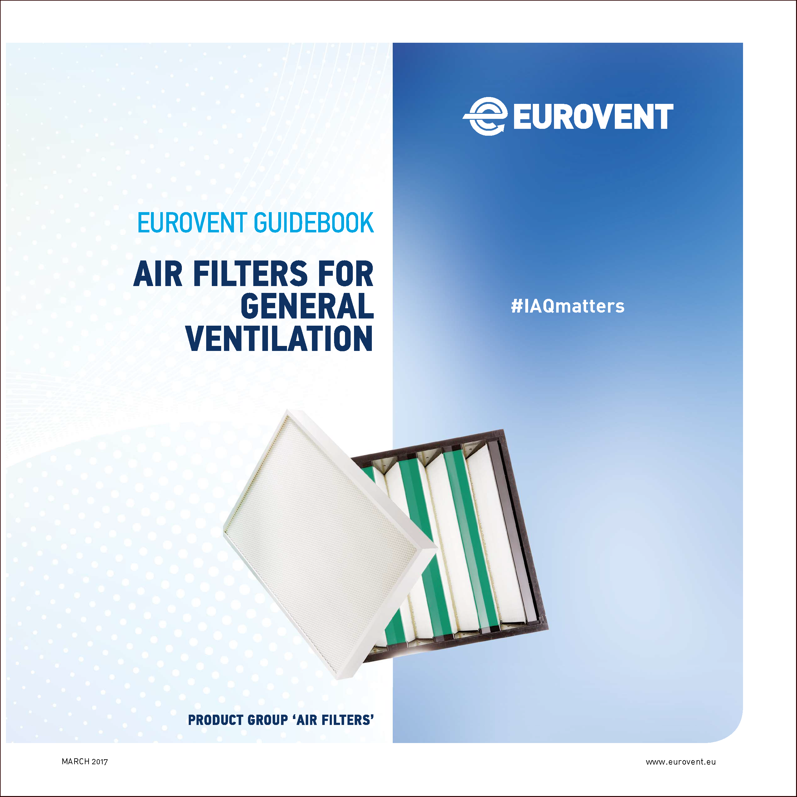 Eurovent Air Filter Guidebook - First edition