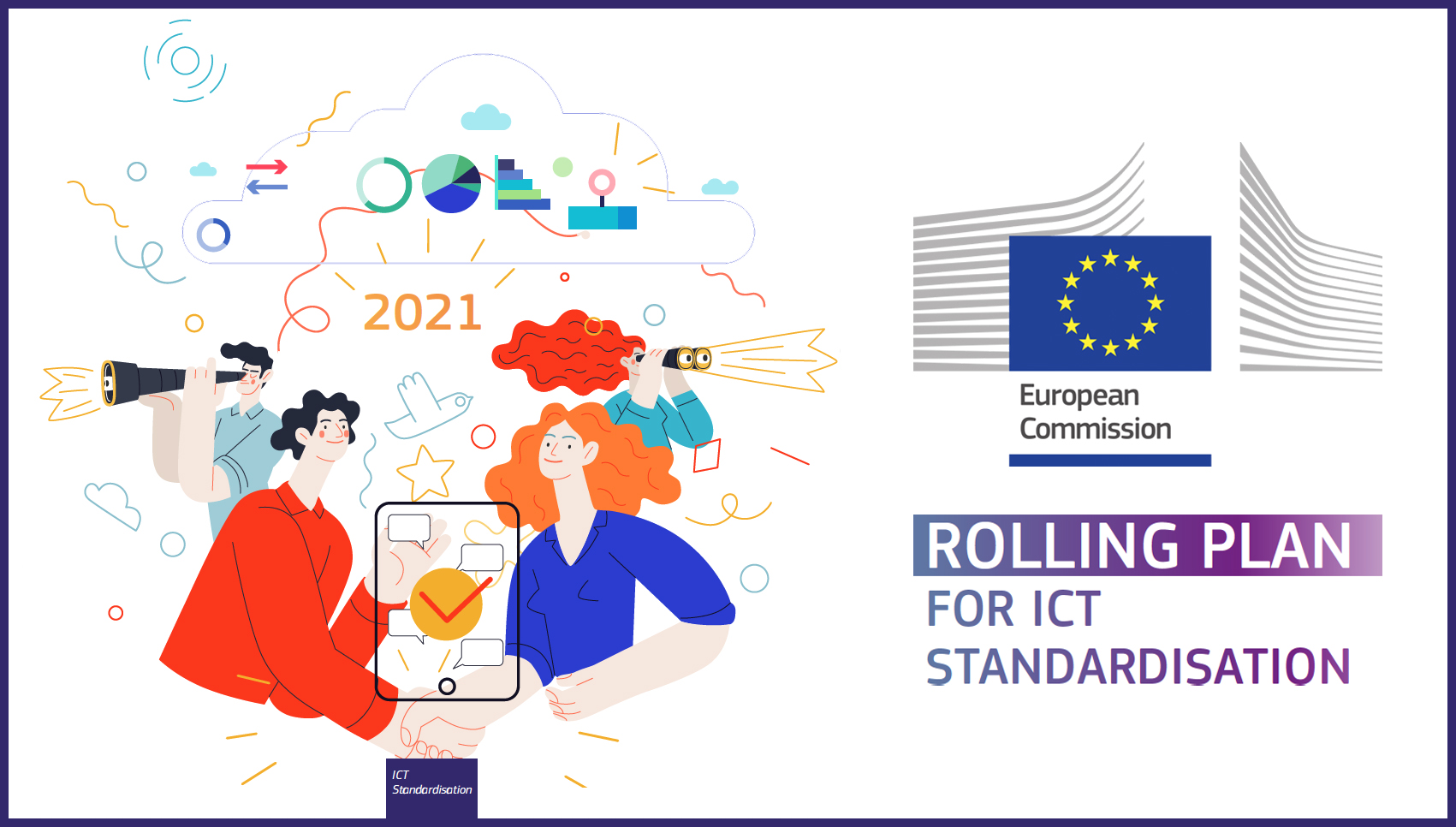 2021 - EU 2021 Rolling plan for ICT standardisation