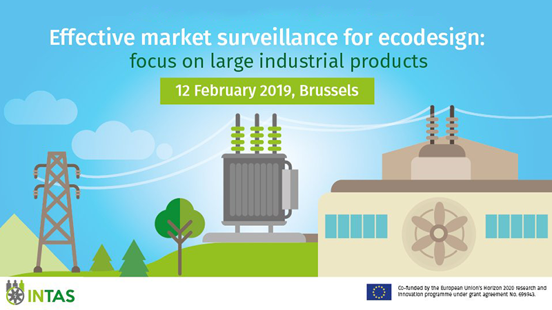 2019 - INTAS market surveillance large products: Fans