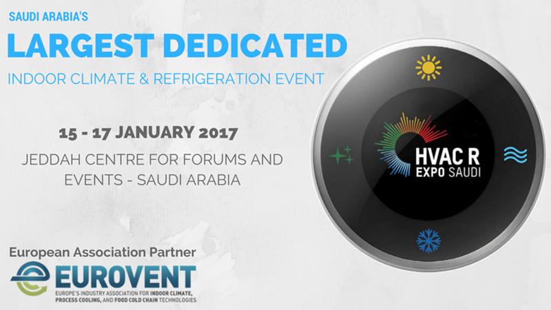 HVAC R Expo Saudi 2017