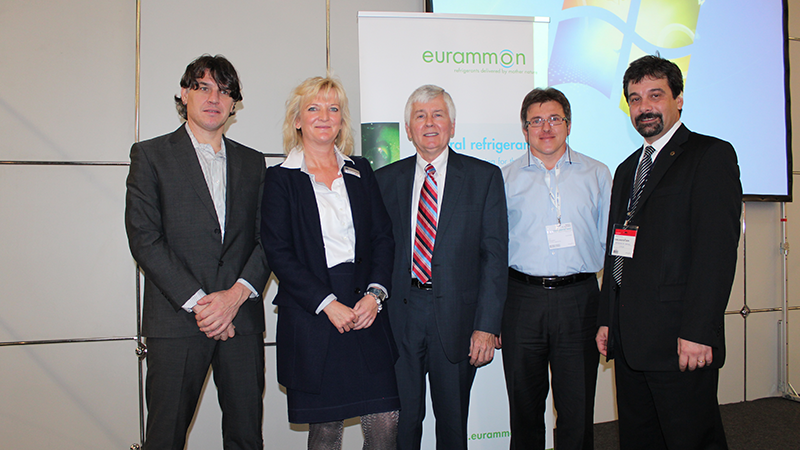 eurammon Lecture Event during the 2014 Chillventa