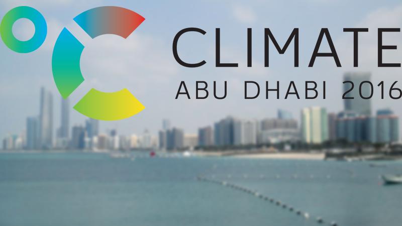 2016 - Abu Dhabi