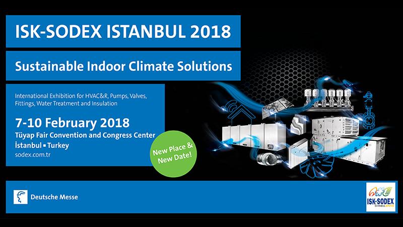 2018 - ISK-SODEX Istanbul Buyer Delegation Programme