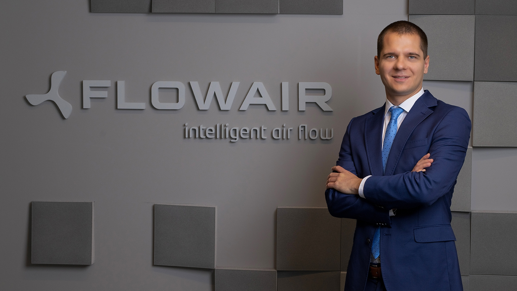 2020 - Filip Konieczny (FLOWAIR) new chairman of Product Group 'Rooftop Units'