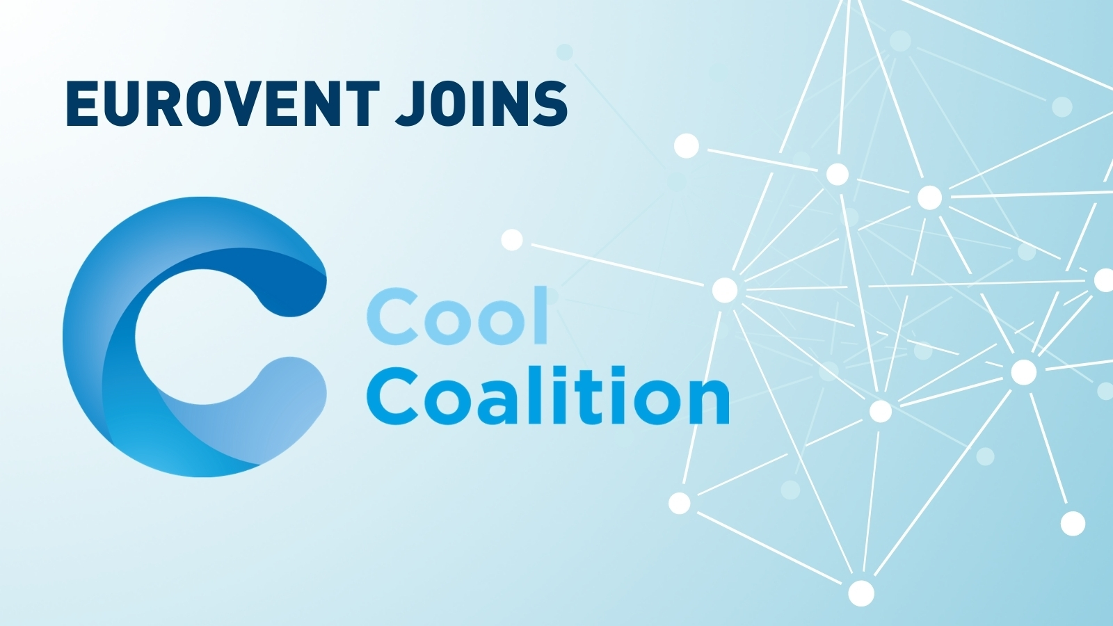 2021 - Eurovent joins Cool Coalition