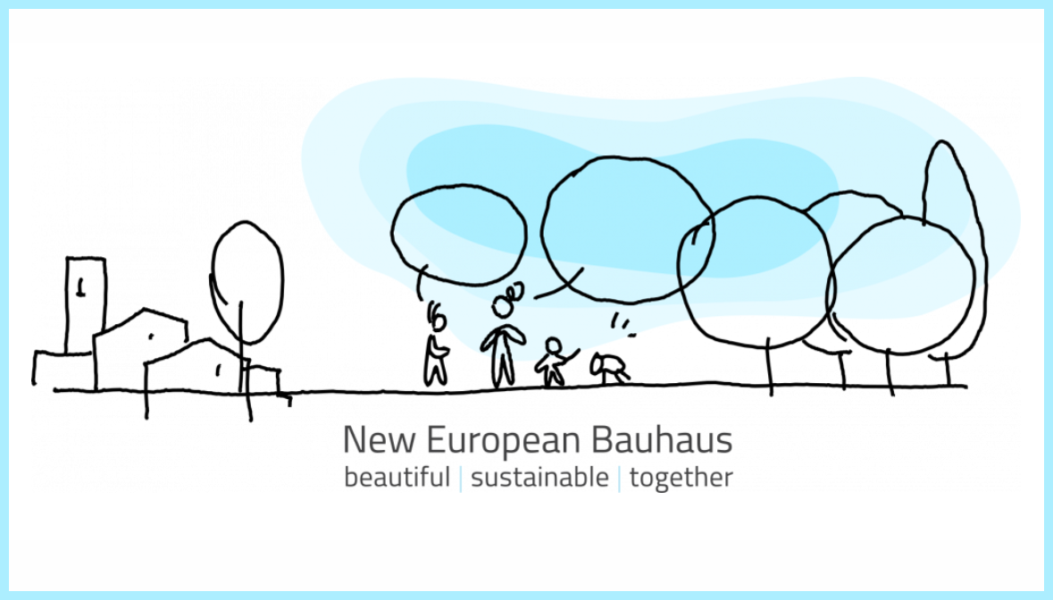 2021 - New European Bauhaus
