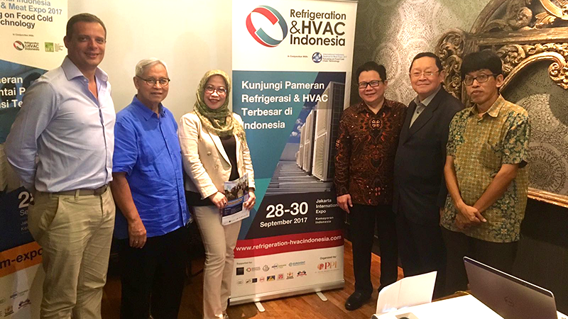 2017 - Refrigeration & HVAC Indonesia 2017