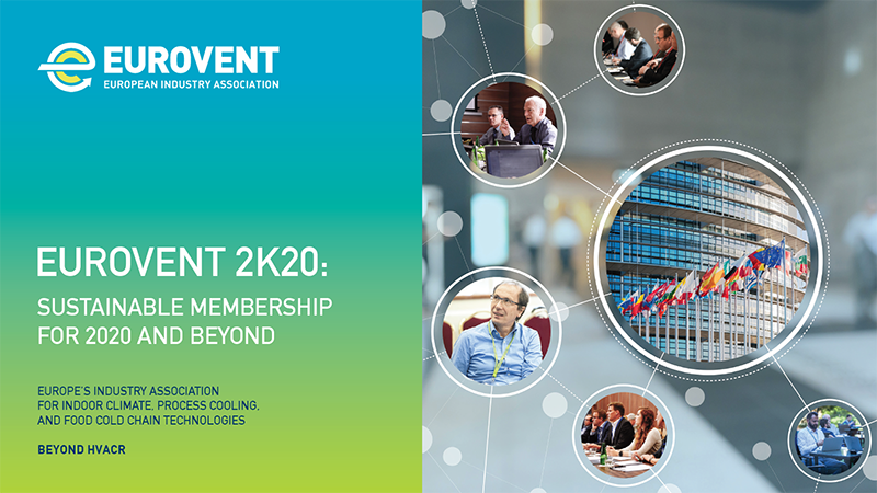 2019 - Time to adapt to Eurovent's new membership structure