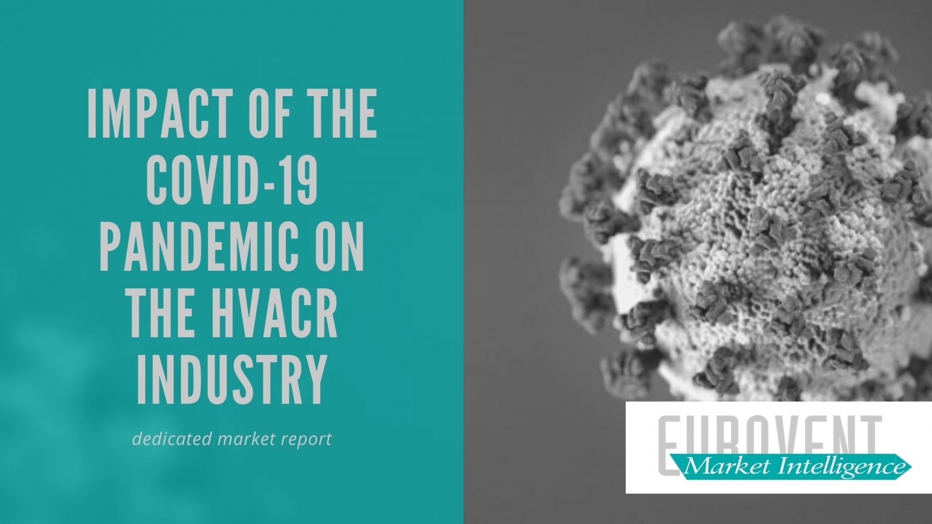 2020 - Impact of the COVID-19 pandemic on the European HVACR industry