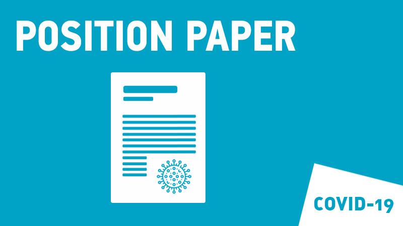 Position Paper - COVID-19