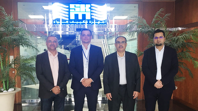 2018 - S.K.M. Air Conditioning joins Eurovent Middle East