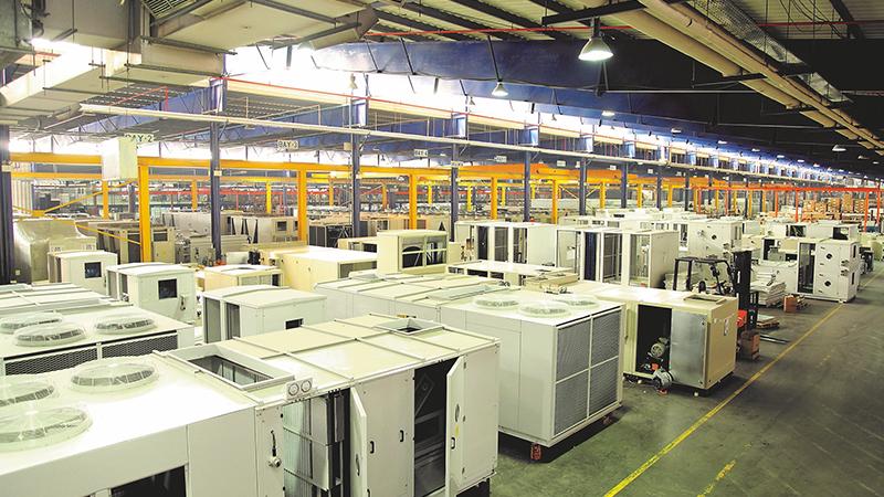 SKM factory