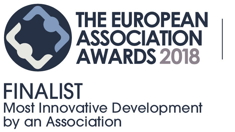 2018 - Fingers crossed for The European Association Awards 2018
