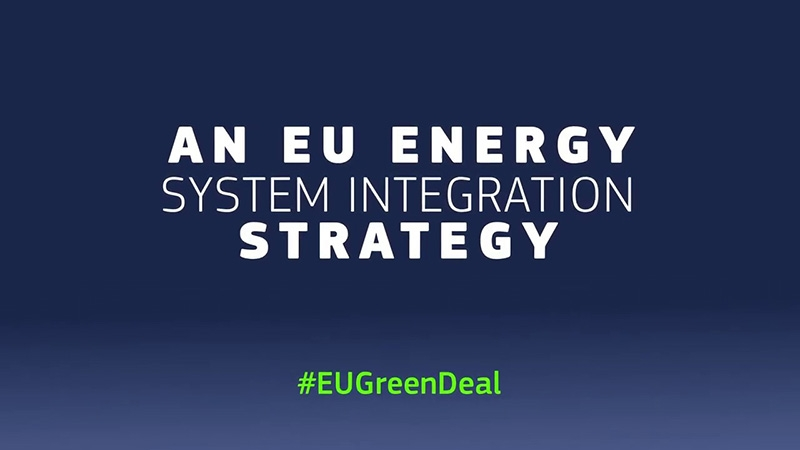 2020 - EU Strategy for Energy System Integration
