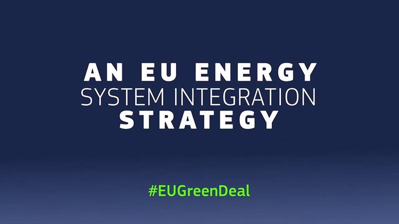 2020 - EU Strategy for Energy System Integration