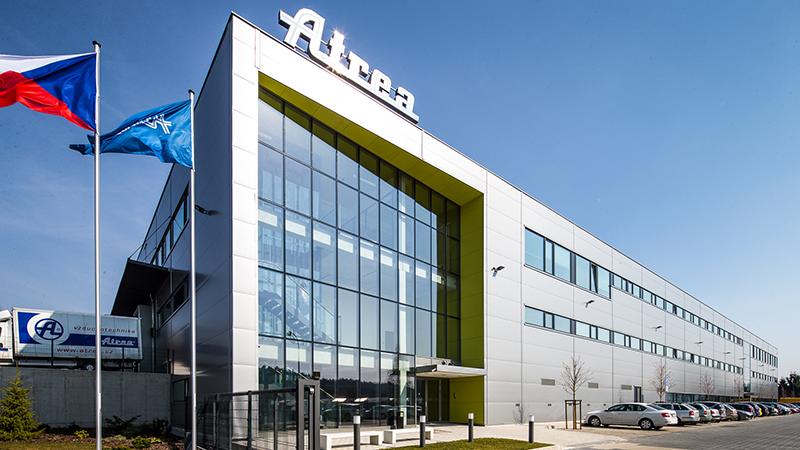 2018 - ATREA se připojila k Asociaci Eurovent